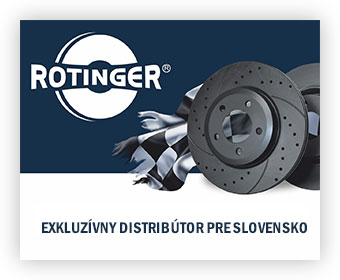 Exkluzívny distribútor Rotinger pre Slovensko